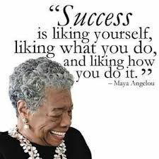 beautiful definition of success