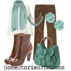 Jade y flores. #IdeasenOrden #moda