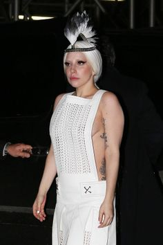 Lady Gaga - The Tonight Show Starring Jimmy Fallon