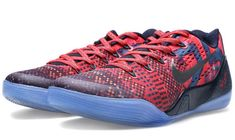 brand new 47d7c 5259e Nike Kobe 9 EM Premium (24) Laser Crimson Best Basketball Shoes, Nike  Basketball