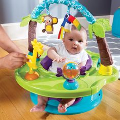 Infants' 'Super Duper' Activity Seat for $79.99