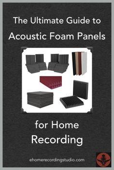 70c-acoustic foam panels