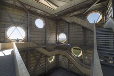 Inspiratiecentrum De Grevelingen,Cortesia de Paul De Ruiter Architects