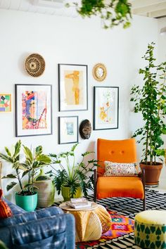 What's the Secret to Bohemian Style? Designer Justina Blakeney Tells All! - Wit & Delight