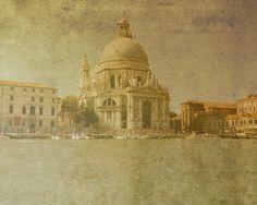 Venice Basilica of Santa Maria della Salute by Anthony Mendicino on 500px