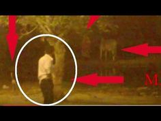 GHOST - Is it Ghost caught in mid night? SCARY GHOST CAUGHT ON TAPE!! - YouTube