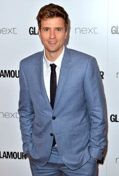 Pin for Later: See All the Stars on the Glamour Women of the Year Red Carpet! Greg James