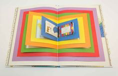 """""""Apri questo piccolo libro""""  di Jesse Klausmeier. Tanti libri, uno dentro l'altro"""