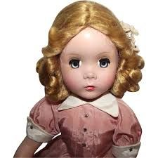 Madame Alexander vintage dolls 1950 - Feb 15 27 <3