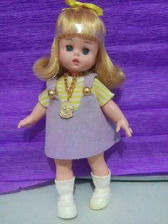 Boneca Antiga Lucy Mini Doll Estrela Toda Original Na Caixa - R$ 600,00 no MercadoLivre