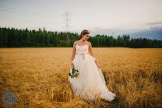 Pukuni wedding dress.