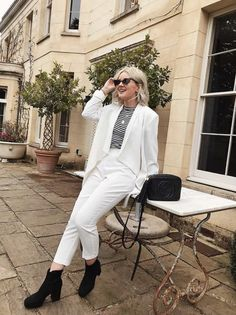 407ab3bc10d0 Looking for a perfectly petite occasionwear look? Try suiting up in an  ivory duster jacket. Wallis