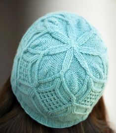 Emmalina Hat - Knitting Patterns and Crochet Patterns from KnitPicks.com