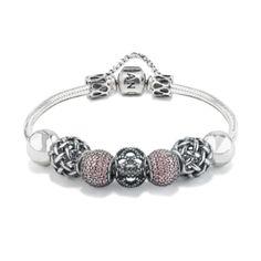 girls pandora bracelet