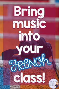 French songs for class – Mme R's French Resources / French Teaching Tips Educational Resources - Valentines French Teaching Resources, Teaching French, Teaching Tips, Teaching Spanish, Teaching Reading, Spanish Activities, French Lessons, Spanish Lessons, Spanish Class