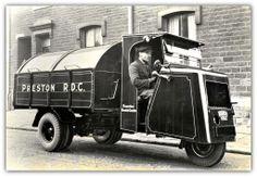 Preston R.D.C. Refuse Collection Vehicle c.1935