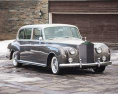 Rolls-Royce Phantom V Park Ward Limousine '1959–63