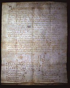 """No dia 23 de Maio de 1179 o Papa Alexandre III emitiu a bula """"Manifestis Probatum"""" que reconheceu oficialmente Portugal como um reino independente. Na realidade, esta bula apenas validou o Tratado de Zamora, assinado a 05 de Outubro de 1143 em Zamora, por Afonso VII, rei de Leão, e por D. Afonso Henriques, onde já se assumia a independência do Condado Portucalense."""