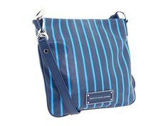 Marc by Marc Jacobs Too Hot to Handle Get Out of Jail Sia Estate Blue Multi - 6pm.com