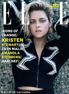 Coming soon: The September issue of ELLE will be available on newsstands from August 3