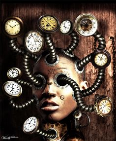 'Chop A Clock - Open photoshop contest is now closed. The contest received 13 submissions from 13 creatives. Subject Of Art, Father Time, Timing Is Everything, Time Warp, Blink Of An Eye, Vintage Ladies, Vintage Woman, In Ancient Times, Photoshop Design