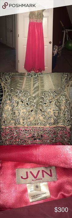 Jovani size 8 dress worn once Jovani size 8 dress worn once - Make me an offer Jovani Dresses Prom
