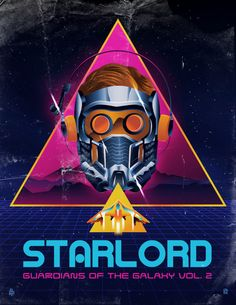 This image of Star Lord is by Poster Posse Pro Rodolfo Reyes and is part of our agency's tribute to James Gunn & Marvel's fantastic film, Guardians of the Galaxy Marvel E Dc, Marvel Comics Art, Marvel Heroes, Marvel Movies, Star Lord, Gardians Of The Galaxy, Guardians Of The Galaxy Vol 2, Guardians 2, Peter Quill