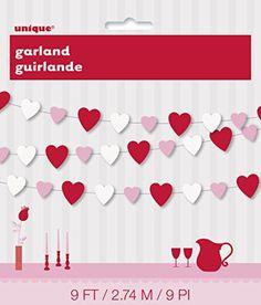 9ft Paper Valentine's Day Heart Garland Unique http://www.amazon.com/dp/B00RTAZYCS/ref=cm_sw_r_pi_dp_Pw5Mwb0HJW72Z