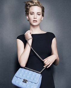 images of jennifer lawrence at dior show 2014 | Jennifer Lawrence – Miss Dior Spring 2014 Photoshoot (by Patrick ...