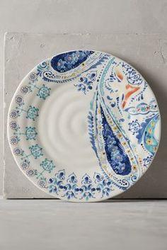 Anthropologie Swirled Symmetry Dinnerware  #anthrofave #anthropologie