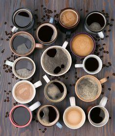 Bis zu vier Tassen Kaffee trinken wir pro Tag - Grund genug, einmal auf die ...