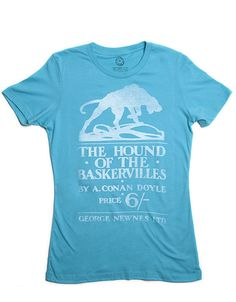 Book Lovers Unite! 20 Cool Tees and Accessories from Out of Print Clothing