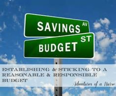 ESTABLISHING and STICKING TO A REASONABLE and RESPONSIBLE BUDGET With Capital One 360