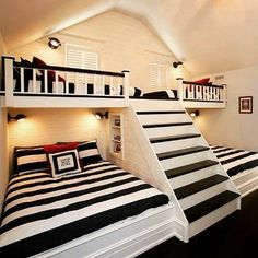 I have absolutely no use for something like this in my house so then why do I want it so bad? #YesPlease #TheKidInMe #BunkBeds #IMustHaveThis
