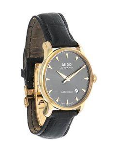 4d4b169bb5d7 Reloj Mido para caballero modelo Baroncelli. – Nacional Monte de Piedad