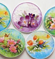 Gondoltad volna, hogyezek a gyönyörű tavaszi hangulatú faliképek CD lemezekből készültek? Pedig így igaz! Ezzel a szuper kreatív ötlettel, nem csak egy pár régi kidobásra ítélt CD lemezt hasznosíthatsz újra, de egy gyönyörű tavaszi dekorációt vagy ajándékot ...