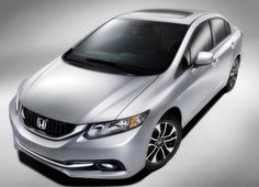 """2013 Honda Civic Honda said in a statement that. - 2013 Honda Civic """" Honda said in a statement that the latest Civic """"will encompass a host of safety, feature, comfort, chassis and interior styling enhancements that will further define the. Honda Civic Ex, Honda Civic Diesel, 2013 Honda Civic Sedan, Honda Civic Hybrid, New Honda, Civic Lx, Honda Models, Honda Cars, Brazil"""