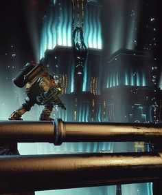(*** http://BubbleCraze.org - New Android/iPhone game is wickedly addicting! ***) Bioshock