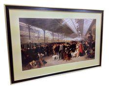 Perth Train Station 1900's