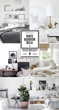 A white bedroom lets you create a blank canvas of a space. Making it easier to style and design. To create that designer looking bedroom, you'll need to be pretty strict on keeping a tight color palette when re-designing your space. If you want a simple way of creating a cozy white bedroom, then skip […]