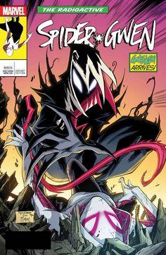 Spider-Gwen Vol. Marvel Art, Marvel Dc Comics, Marvel Heroes, Captain Marvel, Spider Gwen, Scarlet Spider, Comic Art, Comic Books, Mundo Comic