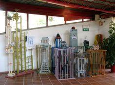 """""""60 Installazione"""" 2008, Biblioteca Multimediale Parco di Pinocchio, Collodi (Pt)"""