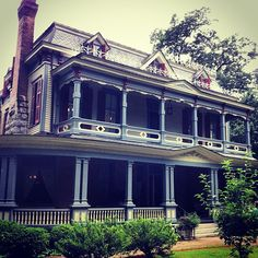 Rose Lawn Museum in Cartersville, #Georgia.