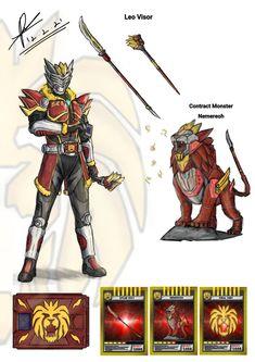 Kamen Rider, Samurai, Shadow Warrior, Fanart, Geek, Humor, Poster, Planets, Armors