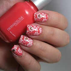The Clockwise Nail Polish: Dermacelsia 81