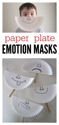 emotions lesson for preschool