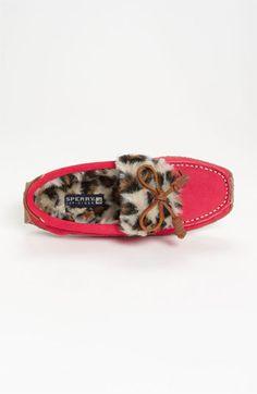 Sperry Top-Sider® 'Violet' Moccasin Slipper | Nordstrom