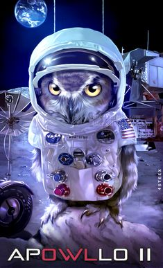 moon landing: APOWLLO 11 by 4steex