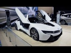 How it's Made Dream Cars Bmw i8 - YouTube