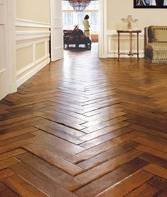 Superieur Great Light Flooring Herringbone Wood Floor Floor Mashup Floors And Doors!